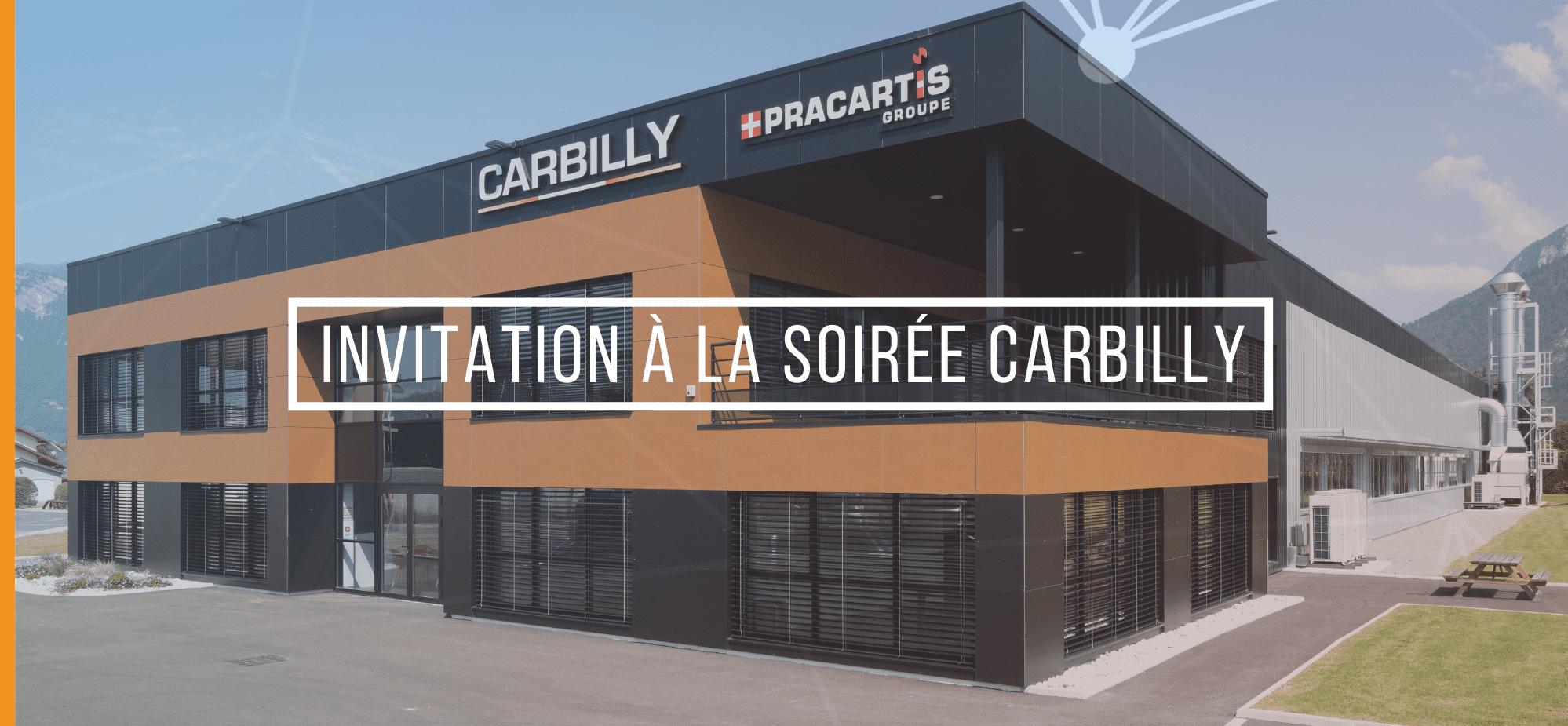 CARBILLY - Solutions de coupe de haute précision